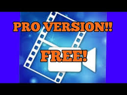 power apk version free power director apk free pro version