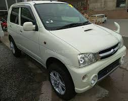 daihatsu terios 2000 daihatsu terios kid custom x 2012 for sale in islamabad pakwheels