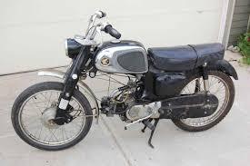 r4l 1964 honda c110