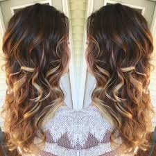 Caramel Hair Color With Honey Blonde Highlights My Favorite Ombre Dark Chocolate And Honey Blonde Colored With