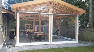 Alpha Canopies by Custom Made Canopies Vancouver Industrial Canopies