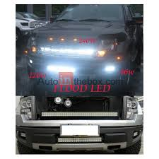 Led Work Light Bar by 84 99 Led Light Bar High Power Alloy Work Light 4wd Seckell 72w 6000k