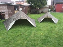 Hammock Hangers Tent Style 4x4 And 3x3 Tarp From Dd Hammock Shelters And