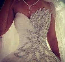 pretty wedding dresses dress pretty wedding gown 2027934 weddbook