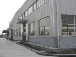 prefabricated steel structure building garment factory in vietnam