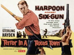 the town movie wallpapers terror in a texas town movie wallpaper thomas pluck