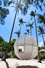 cocoon tree spherical hanging tree house kit