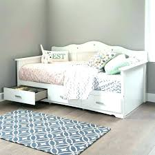 oak daybed with pop up trundle wood daybed with trundle black wood