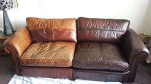 Leather Sofa Color Restoration by Leather Furniture Repair U0026 Restoration Services Cfs