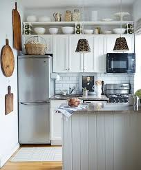 Wonderful Decorating Ideas For Small Kitchen Space With Spaces