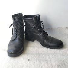s lace up combat boots size 11 frye s combat boots ebay