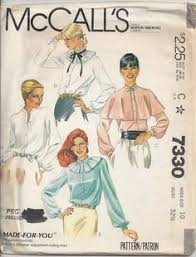 butterick 3417 sewing pattern historical costume by greydogvintage