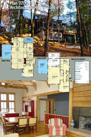 House Plans For Sloping Lots 268 Best Rugged And Rustic House Plans Images On Pinterest