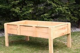 ready made raised garden beds home decorating interior design