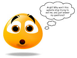 to increase website traffic and sales answer customer questions