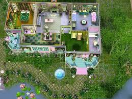 Fairy House Plans Plush Design Ideas 6 Fairy Sims 3 House Plans Mod The Home Array