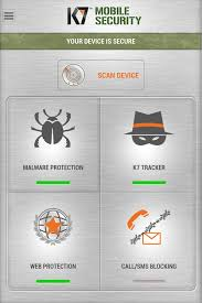 mobile security antivirus for android k7 mobile security 2 1 195 apk android tools apps