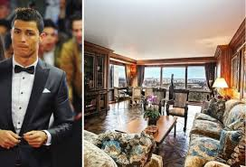 trump penthouse new york checkout cristiano ronaldo s new 18 5million penthouse apartment in