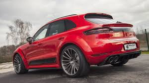 porsche macan 2016 price porsche macan gains prior design wide body kit