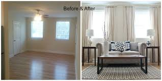 Staging Before And After Home Staging