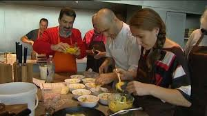 cours de cuisine tarn rodez cours de cuisine avec le chef du café bras 3 occitanie