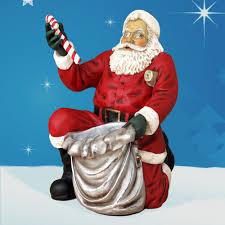 santa kneeling at the manger 45 yab designs sized kneeling santa with sack