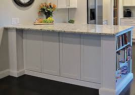 kitchen island panels a kitchen peninsula better than an island