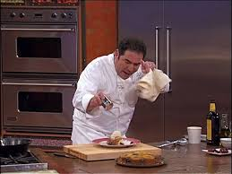 emeril lagasse celebrate national pineapple upside down