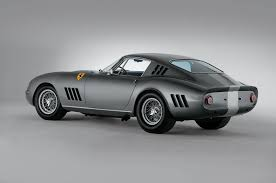 ferrari coupe rear 1964 ferrari gtb c speciale sells for 26 4 million at pebble beach