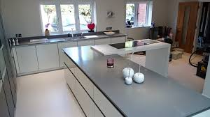 kitchen island worktops uk grey krion bright concrete white krion white worktop