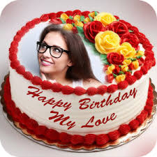 birthday cakes for name photo on birthday cake android apps on play