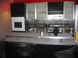 meuble cuisine noir laqué peindre meuble cuisine laquae collection avec cuisine laquée