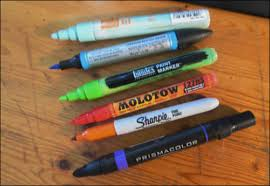 reviewing the latest quality artist markers molotow liquitex