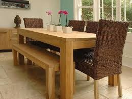 Reclaimed Wood Dining Room Furniture Tables Good Reclaimed Wood Dining Table Dining Table With Bench In