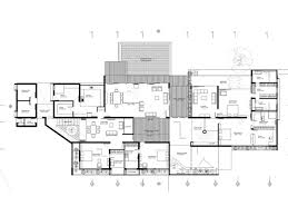 Futuristic House Floor Plans by House Plans In Addition Modern Ranch Style House Designs On Modern
