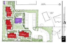 site plan fifth street commons