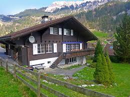 chalet house house chalet am schärm in lauterbrunnen switzerland