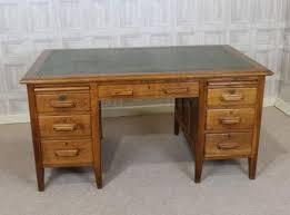Office Desks Oak Antique Oak Office Desk Home Design Ideas And Pictures