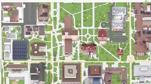 Ok State Campus Map by Matthew Quackenbush Temple Psm In Gis