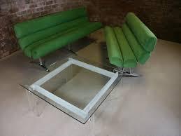 modern acrylic coffee table modern small acrylic coffee table