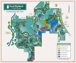 Florida Turnpike Map Royal Highlands Doug Duvarney