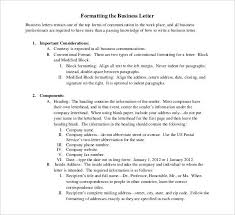 communication letter writing pdf business letters format 28 download free documents in pdf word
