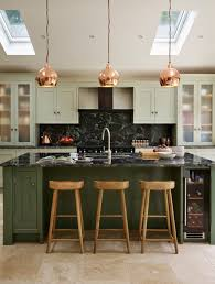 best green kitchen cabinets the best in green kitchen trends town country living
