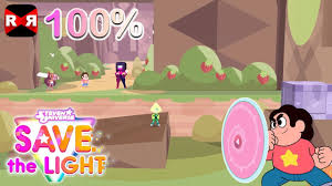 save the light game steven universe save the light strawberry battlefield 100