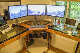 diy motorized standing desk