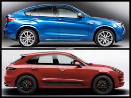 bmw x3 0 60 bmw x4 m40i vs porsche macan gts 0 124 mph