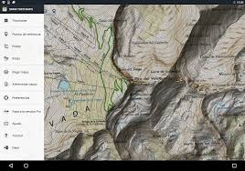 Topographical Map Of Colorado by Spain Topo Maps Android Apps On Google Play