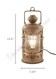 electric lanterns nautical lamps antique brass masthead lantern