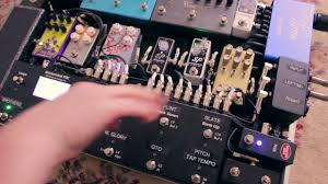 pedalboard update with disaster area nnb and chase bliss brothers