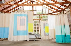 canvas shower curtains kilim bath rugs custom hooks brooklyn